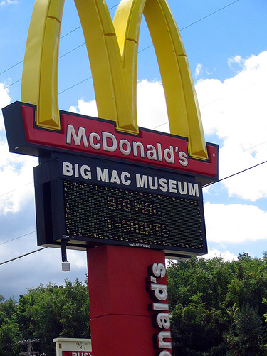 Museo Big Mac